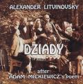 CD Litvinovsky Alexander. Dziady