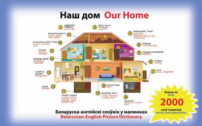 Трацякова Алёна, Зенька Наталля. Наш дом / Our Home