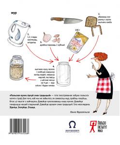 Польская кухня. Адчуй смак традыцый